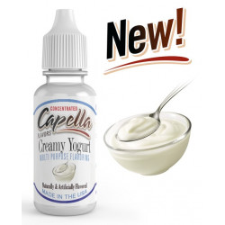 Arôme Creamy Yogurt Flavor 10 ml - Capella