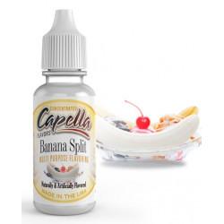 Arôme DIY Liquide Banana Split Flavor 10 ml - Capella