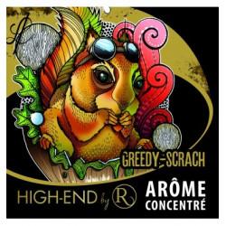 Arôme concentré Greedy scrach