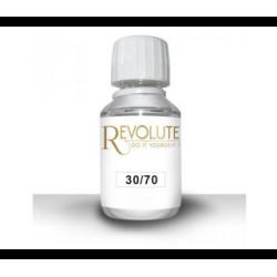 BASE REVOLUTE 30/70 SANS NICOTINE 115 ML