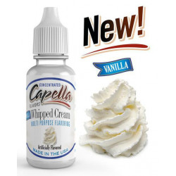 Arôme Vanilla Whipped Cream Flavor 10 ml - Capella