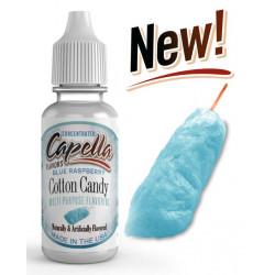 Arôme Blue Raspberry Cotton Candy Flavor 10 ml - Capella