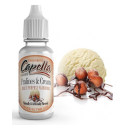 Arôme Pralines & Cream Flavor 10ml - Capella