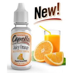 Arôme Juicy Orange Flavor 10ml - Capella