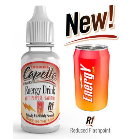 Arôme Energy Drink Rf Flavor 13ml capella
