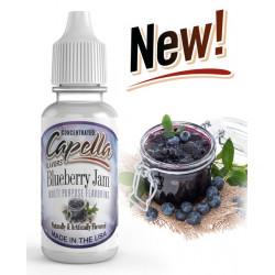 Arôme Blueberry Jam Flavor 10 ml pour liquide DIY Capella