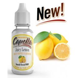 Arôme DIY Liquide Juicy Lemon Flavor 10ml - Capella