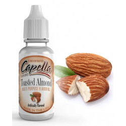 Arôme Toasted Almond Flavor 10 ml - Capella