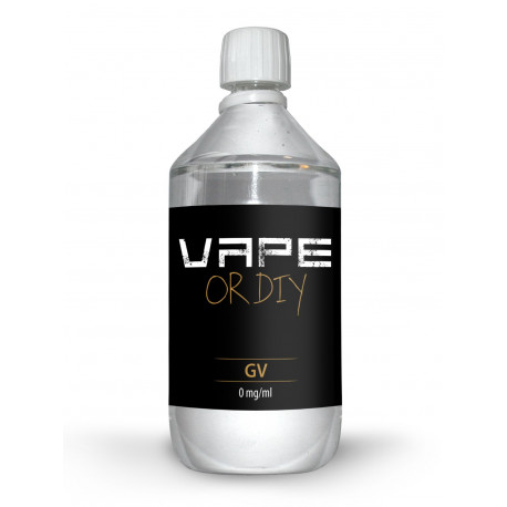 Base Vape or Diy 100% VG 0 mg 1 L