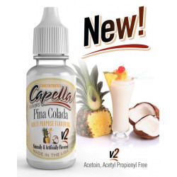 Pina Colada v2 Flavor Concentrate 13ml