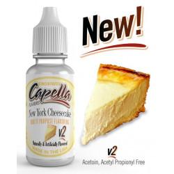 Arôme New York Cheesecake V2 Flavor 10 ml - Capella