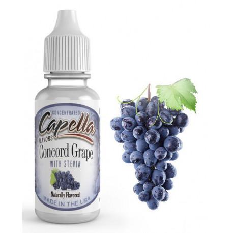 Concord Grape with Stevia 13ml