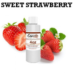 Arôme Sweet Strawberry 4oz ( 118 ml )