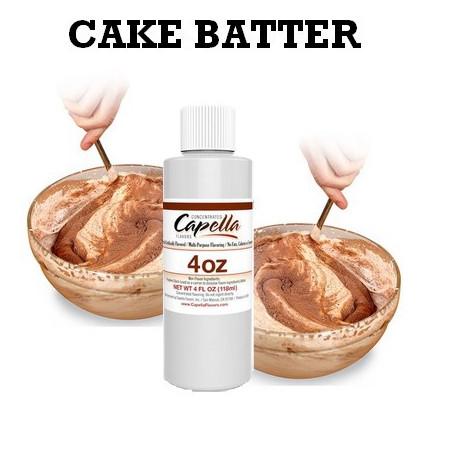 Arôme Cake Batter 4oz ( 118 ml )