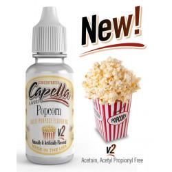 Arôme Popcorn V2 Flavor 10 ml - Capella