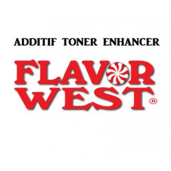 ADDITIF TONER ENHANCER FLAVOR WEST 10 ML