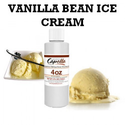 Arôme vanilla bean ice cream 100 ml  - Capella