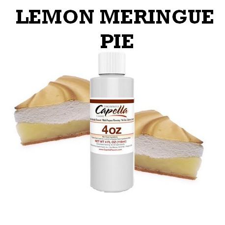 Arôme lemon meringue pie 4oz ( 118 ml )