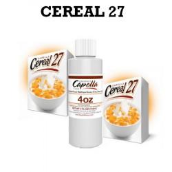 Arôme cereal 27 100ml - Capella
