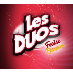 Concentré Fraise Banane 20 ml - Les Duos