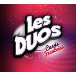 Concentré Cassis Framboise 20 ml - Les Duos