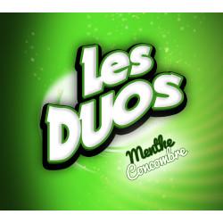 Concentré Menthe Concombre 20 ml - Les Duos