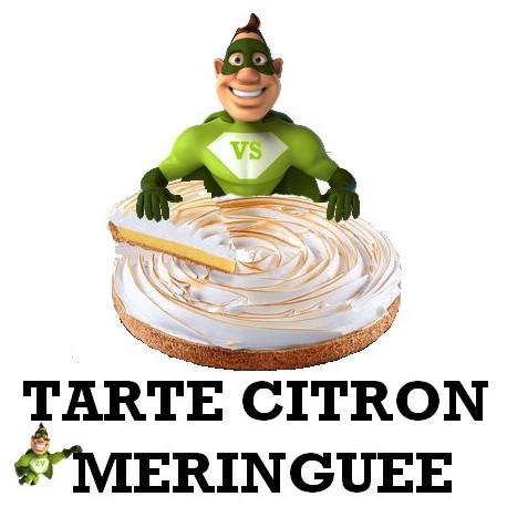 Arôme super concentré  tarte citron meringuée - vapote style -
