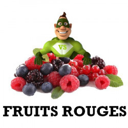 Arôme super concentré fruits rouges - vapote style -