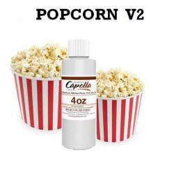 Arôme Popcorn V2 100 ml - Capella