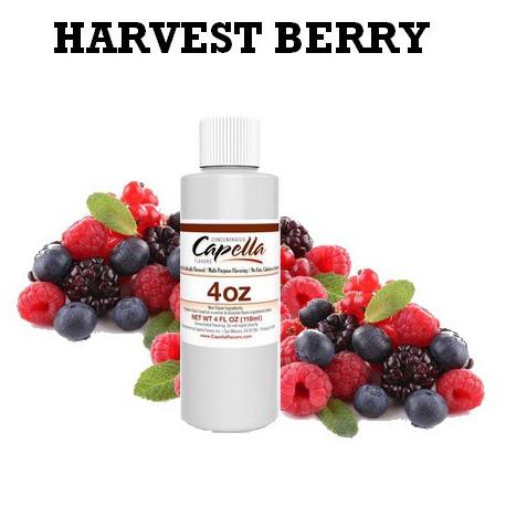 Arôme Harvest Berry  4oz  capella
