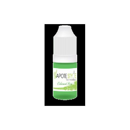 Colorant Vert 10 ml