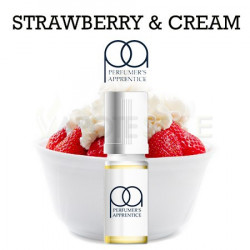 ARÔME STRAWBERRIES AND CREAM FLAVOR