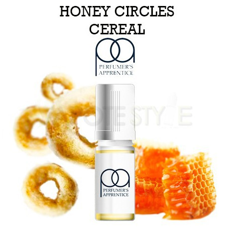 ARÔME HONEY CIRCLES CEREAL FLAVOR
