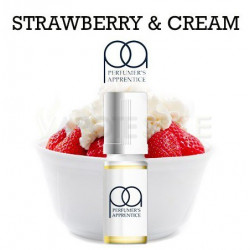 Arôme Strawberries et Cream Flavor 4oz