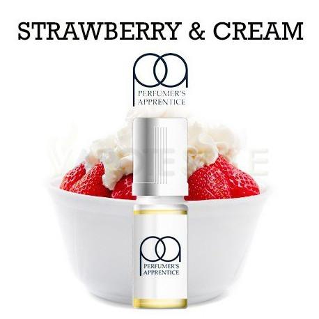 Arôme Strawberries et Cream Flavor 4oz