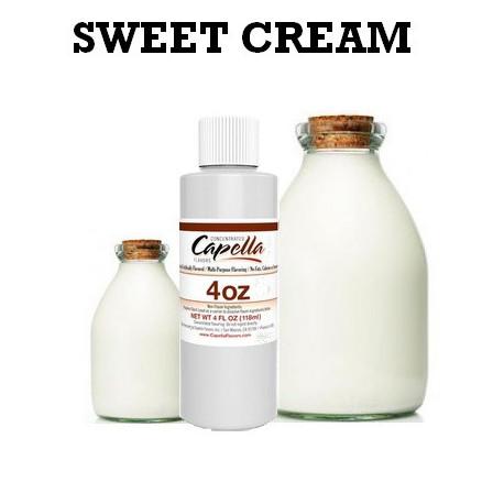 Arôme Sweet Cream 4oz ( 118 ml )