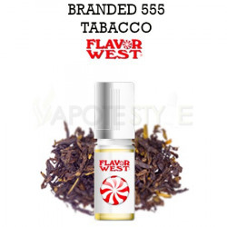 ARÔME BRANDED 555 TOBACCO - FLAVOR WEST