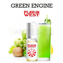 ARÔME GREEN ENGINE - FLAVOR WEST