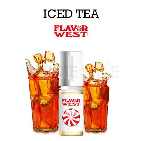 ARÔME ICED TEA FLAVOR WEST