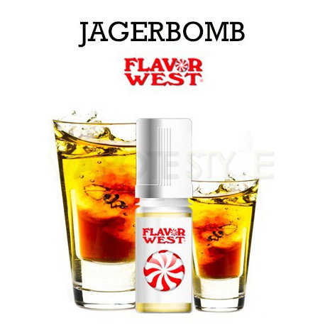 ARÔME JAGERBOMB FLAVOR WEST