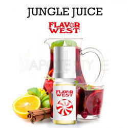ARÔME JUNGLE JUICE FLAVOR WEST