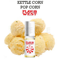 ARÔME KETTLE CORN POPCORN - FLAVOR WEST