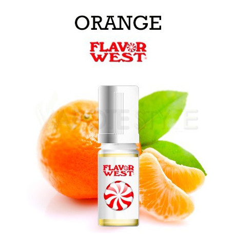 ARÔME ORANGE FLAVOR WEST