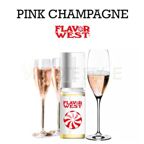 ARÔME PINK CHAMPAGNE FLAVOR WEST