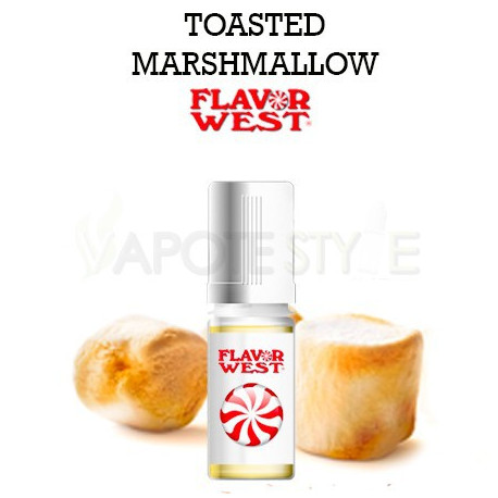 ARÔME TOASTED MARSHMALLOW FLAVOR WEST