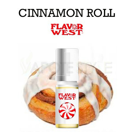 ARÔME CINNAMON ROLL FLAVOR WEST