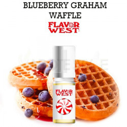ARÔME BLUEBERRY GRAHAM WAFFLE - FLAVOR WEST