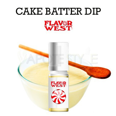 ARÔME CAKE BATTER DIP FW