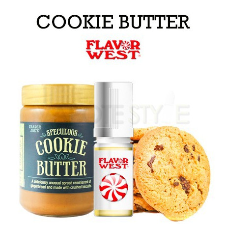 ARÔME COOKIE BUTTER FW