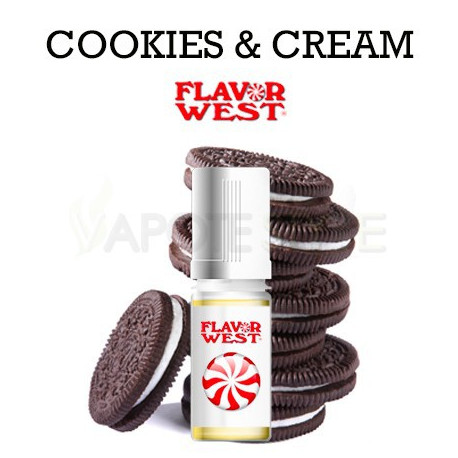 ARÔME COOKIES AND CREAM FW